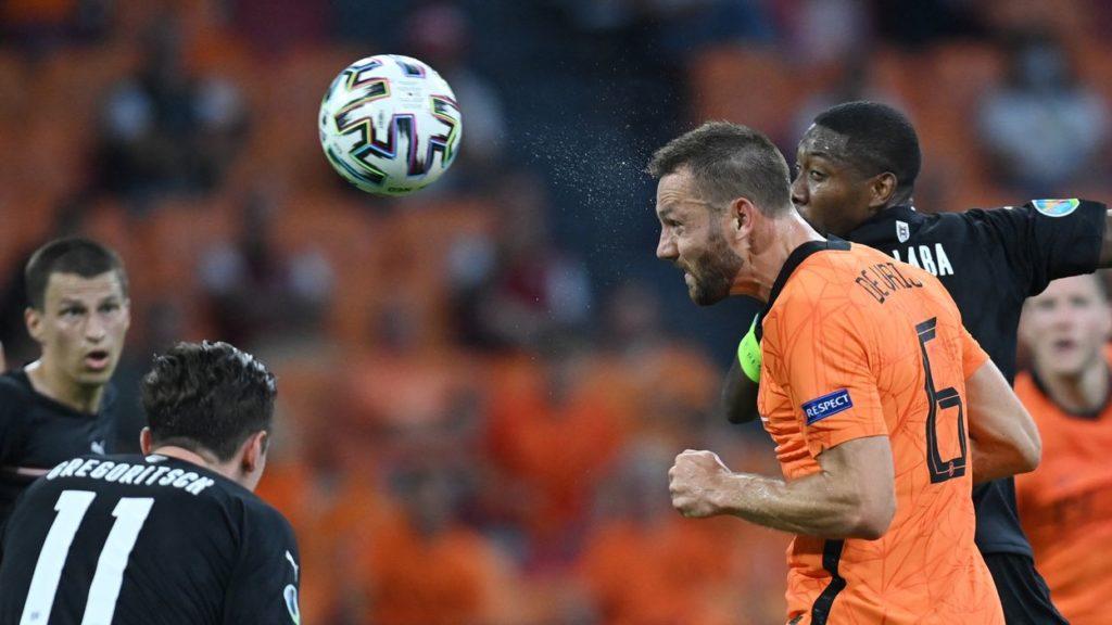Pays-bas 2-0 Autrich :