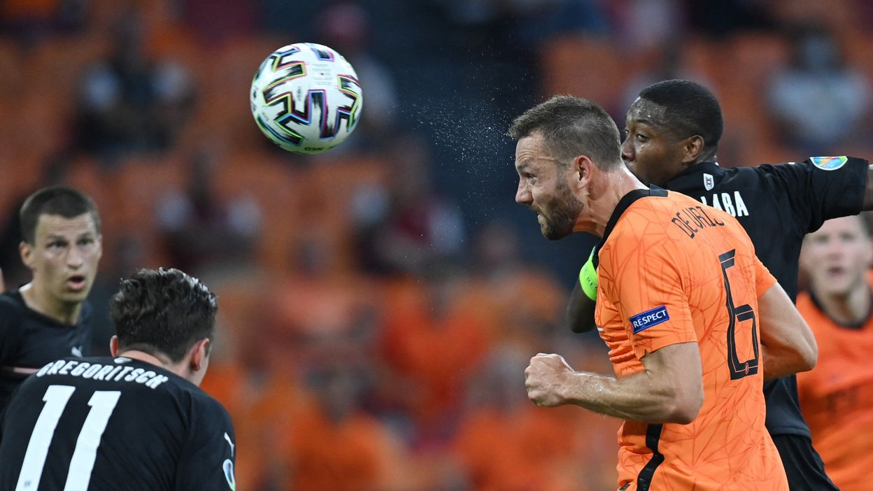 Netherlands 2-0 Austria : The Netherlands are on their way to the eight finals!