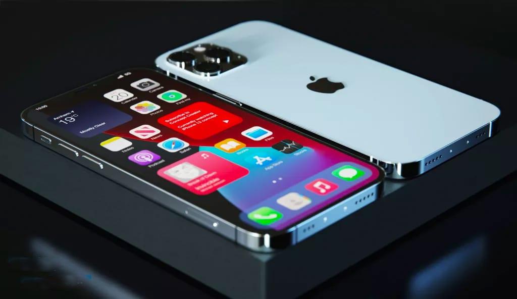 Des révélations sur l'iPhone 13 !