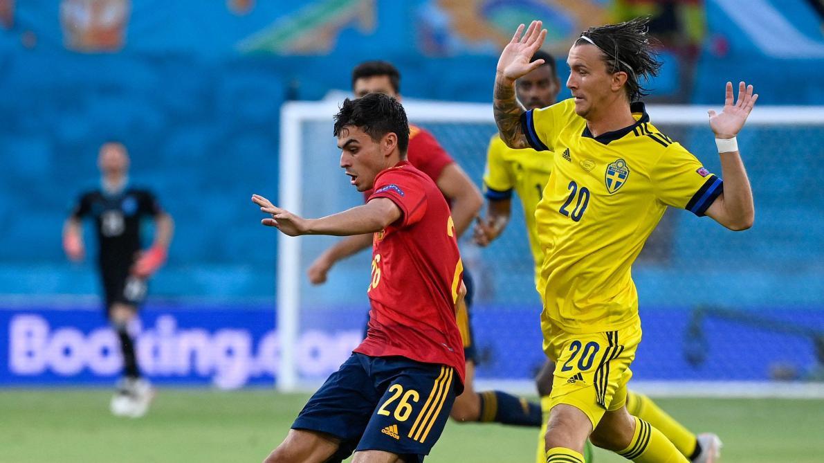 Espagne Suède : L'Espagne domine mais ne s'impose pas (0-0)