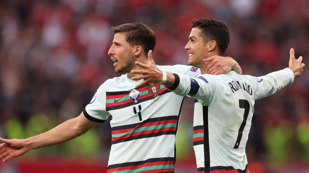 Ronaldo équipe du Portugal