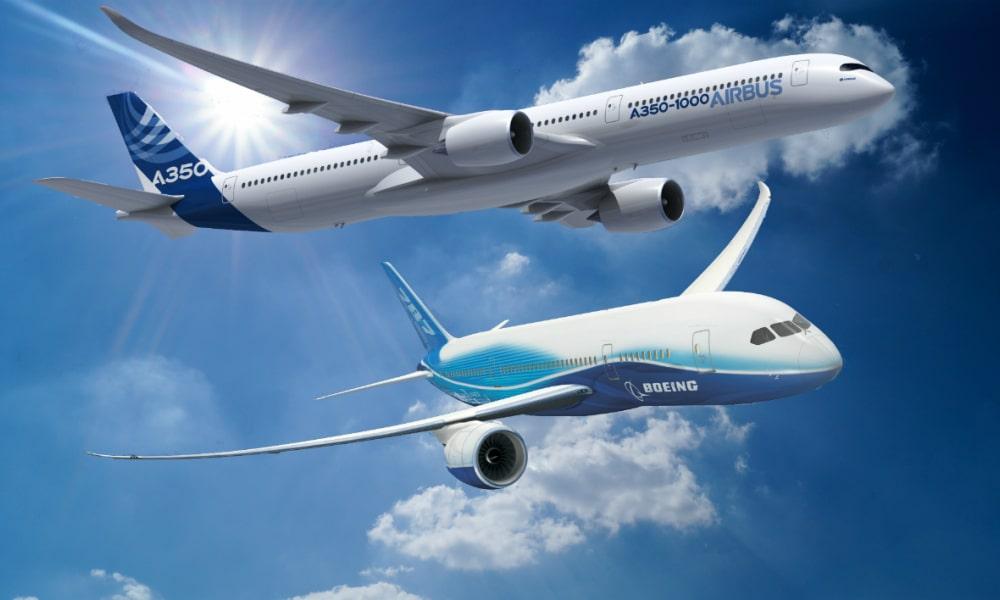 Conflit Airbus-Boeing réglé !