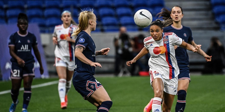 Le PSG champion de France de football féminin