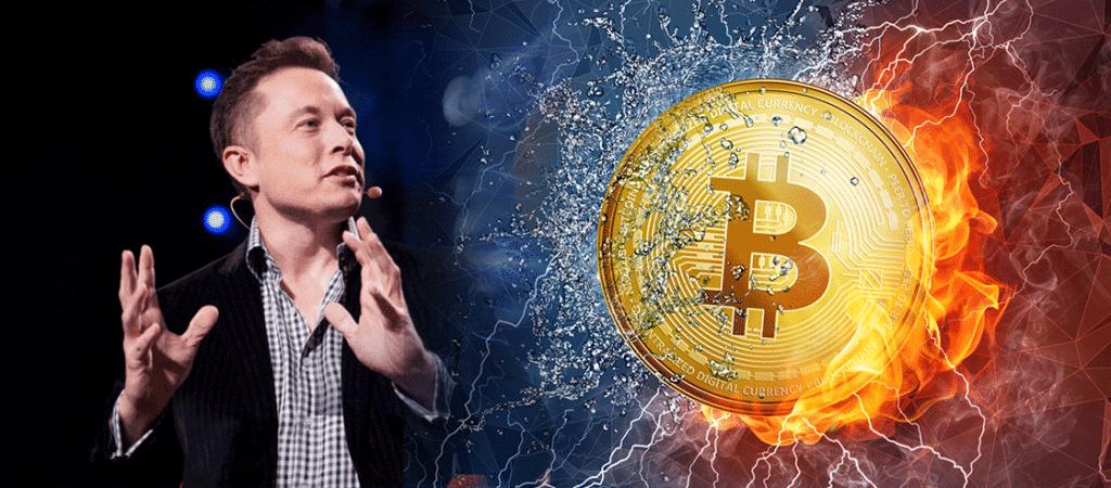 Elon Musk annonce pouvoir potentiellement accepter les Bitcoin !