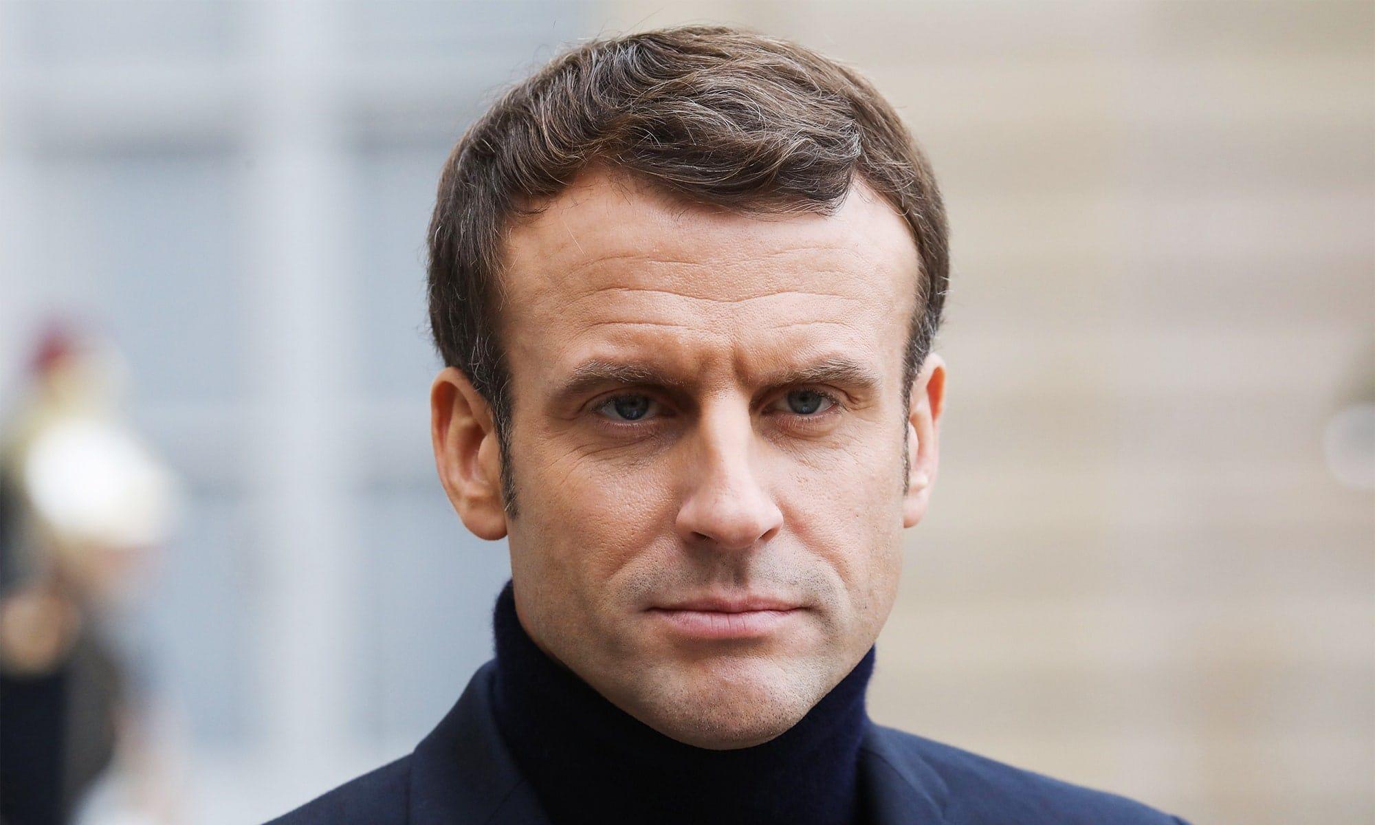 Emmanuel Macron !