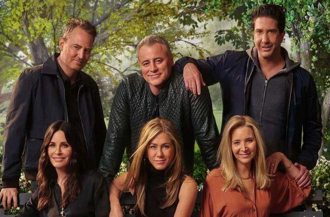 Friends : L'épisode spéciale sera diffusé sur TF1 le jeudi 24 juin !