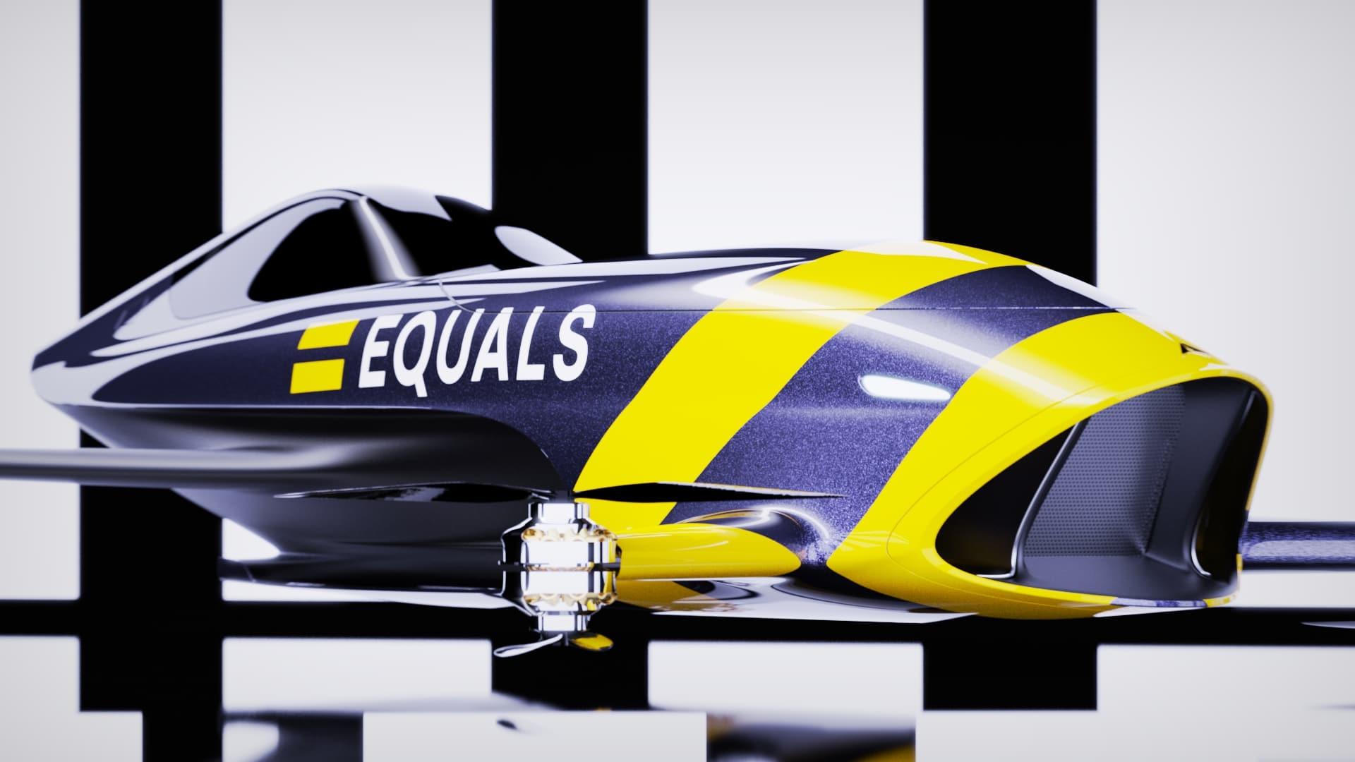 Airspeeder : le test de la première voiture de course volante !