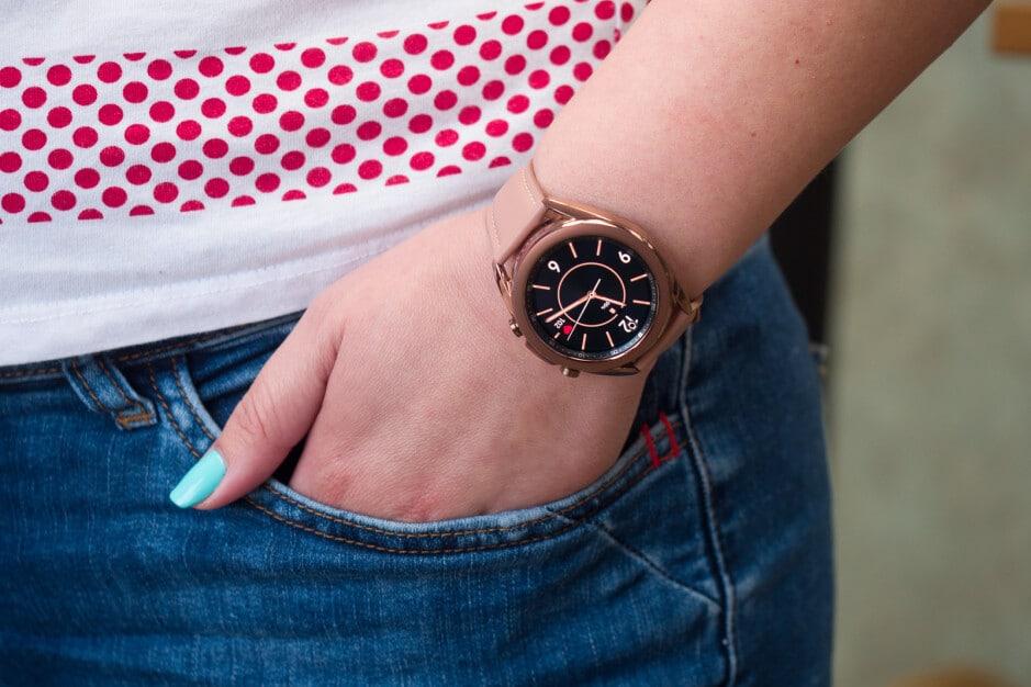 La Galaxy Watch 4 !