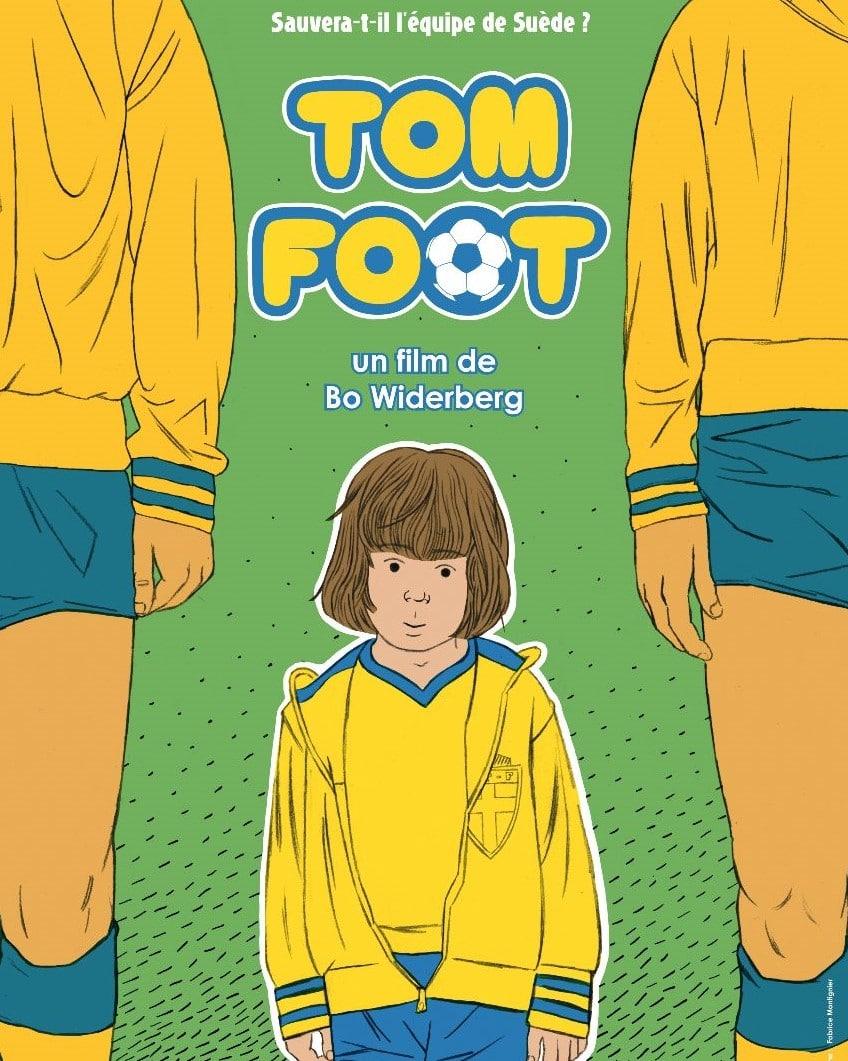 """""""Tom Foot"""" (""""Fimpen""""), le film culte suédois sort aujourd'hui !"""