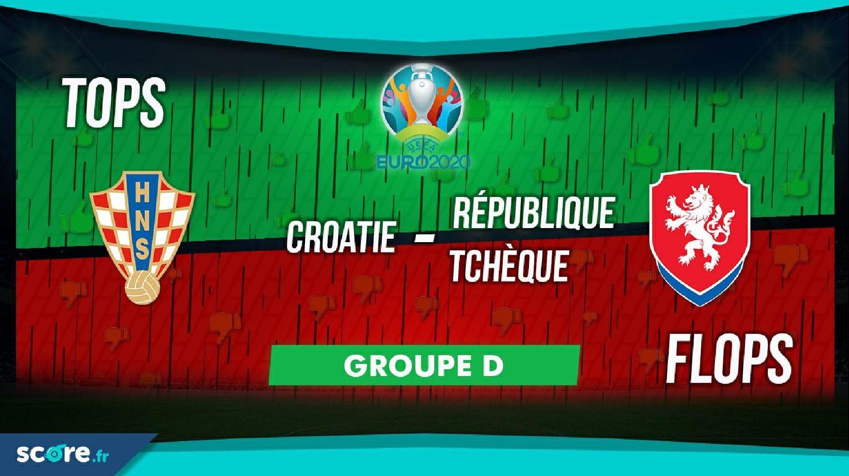 Des Croates encore décevants. Croatie 1-1 République Tchèque