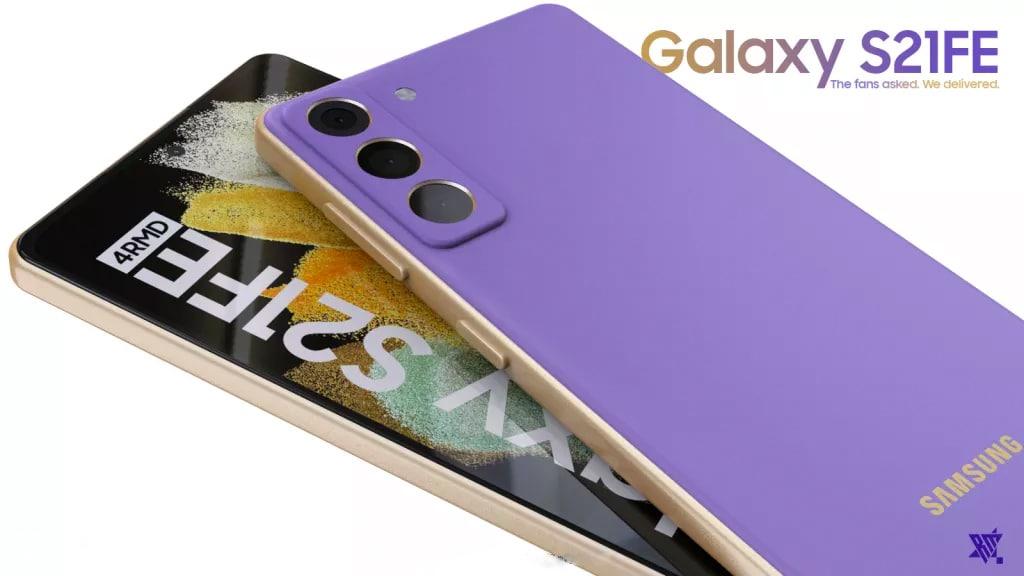 Samsung Galaxy S21 FE : Une recharge des plus rapides !