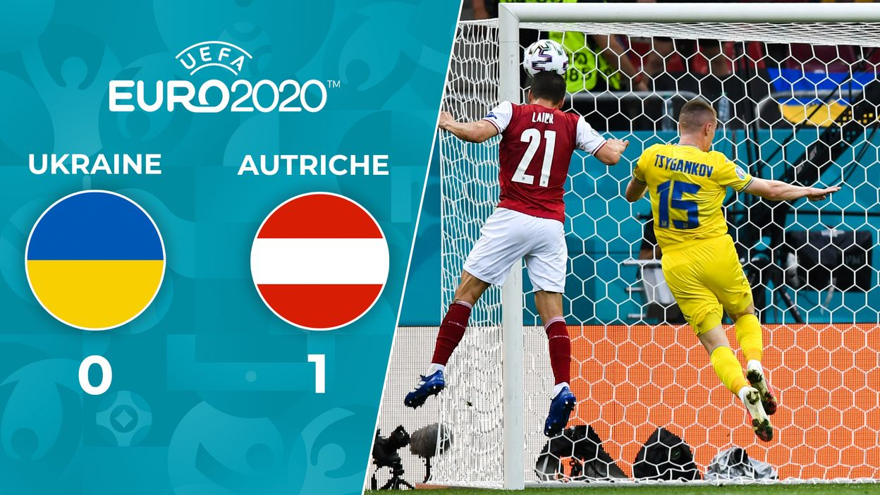 Austria 1-0 Ukraine. Austria gets a ticket for the last 16!