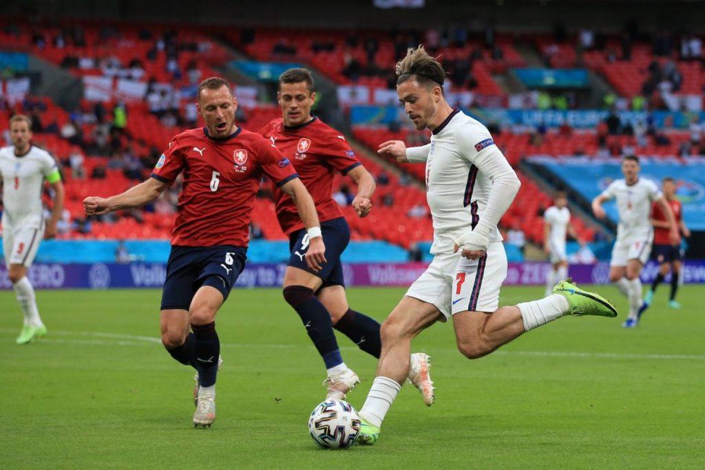 England 1-0 Czech Republic