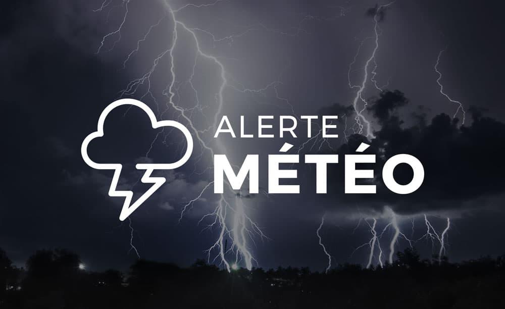 Météo France. 28 départements désormais en vigilance orange aux orages