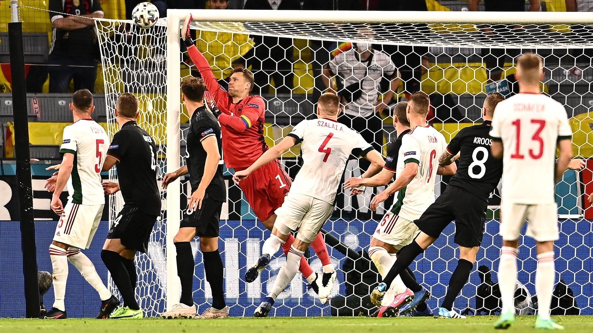 Allemagne 2-2 Hongrie : Les Allemands se qualifient dans la douleur