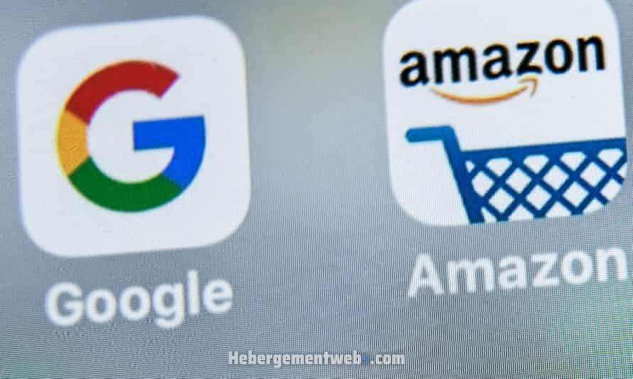Enquête sur Google et Amazon !