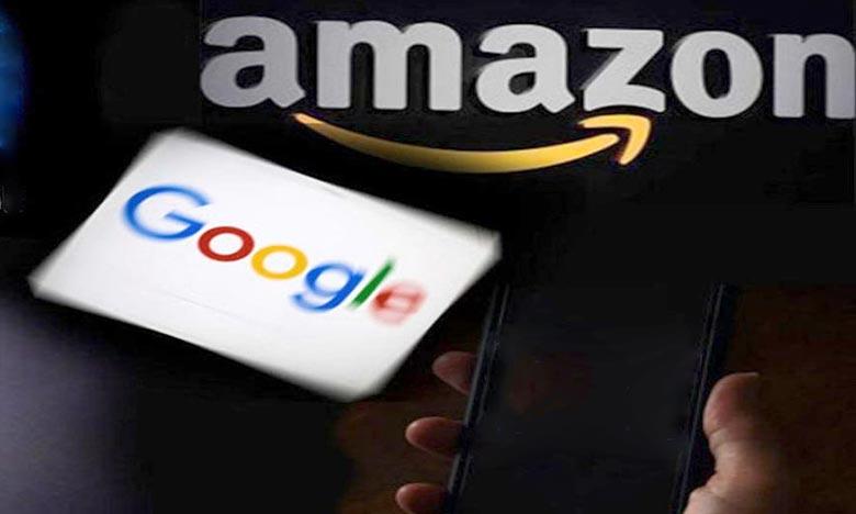 Faux commentaires : Une enquête est ouverte contre Amazon et Google