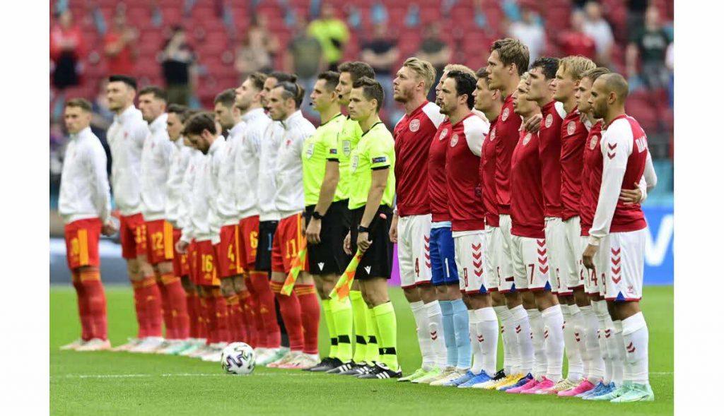 Pays de Galles 0-4 Danemark