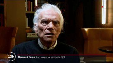 Bernard Tapie :: Il appelle à battre Thierry Mariani en Paca !