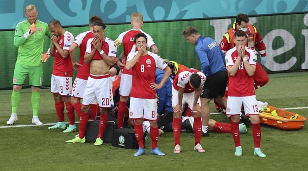 Denmark 0-1 Finland : Danes lose in Copenhagen in a match that will go down in history