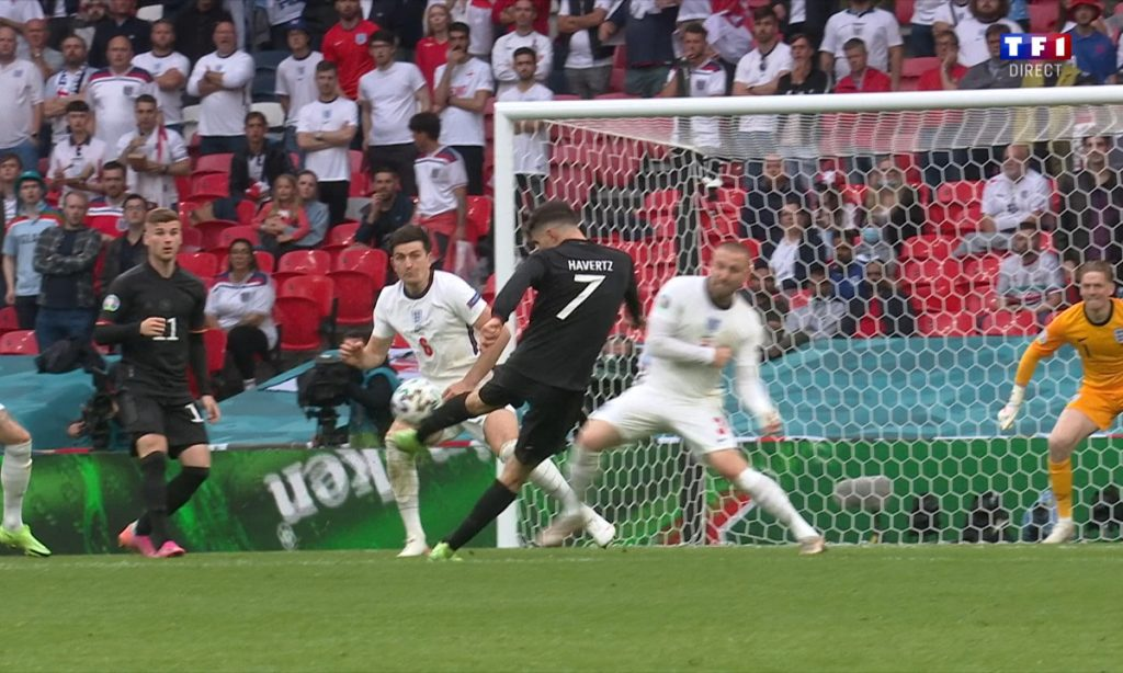 Angleterre 2-0 Allemagne