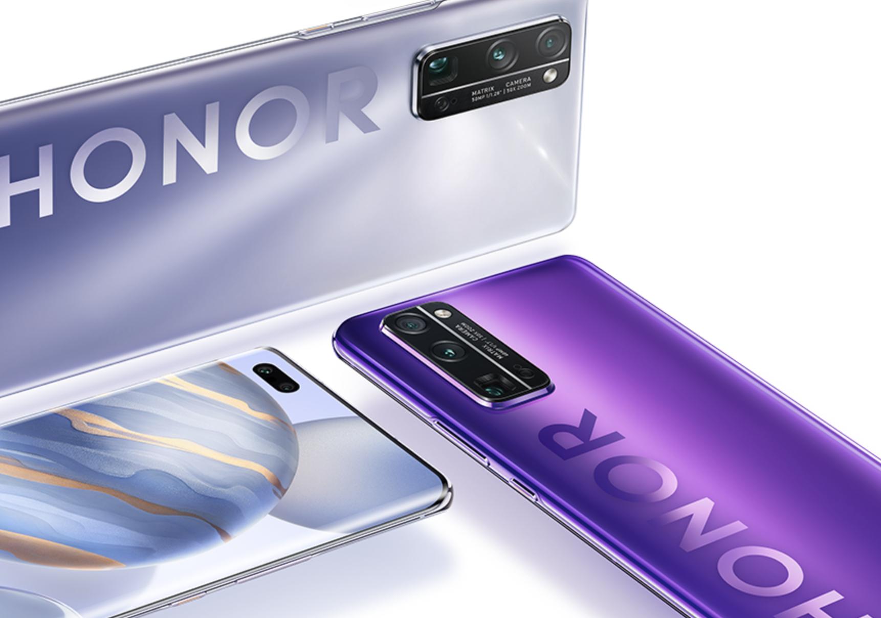 Honor rentre dans l'industrie des smartphones pliables !
