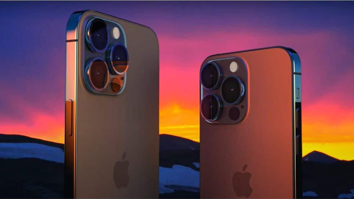 iPhone 13 : Fuite en photos, le modèle est le même !