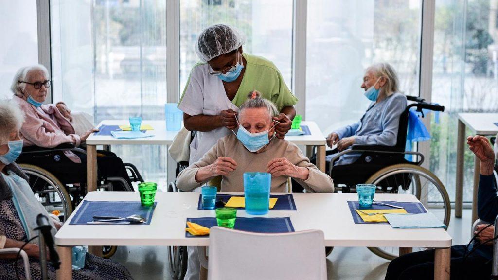 Vaccination des soignants en ehpad