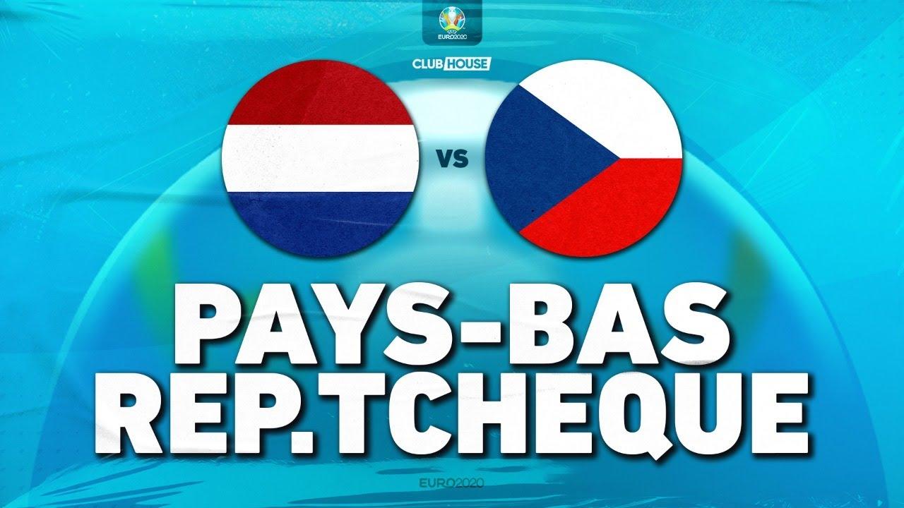 Pays-Bas 0-2 République Tchèque : Les Tchèques réussissent le coup parfait!