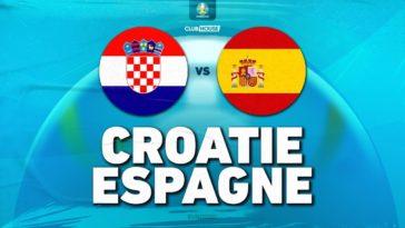 Croatie 3-5 Espagne : L'Espagne se qualifie dans un match fou!
