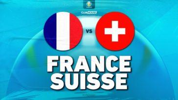 France 3-3 Suisse (4-5 tirs aux buts) : Les Suisses éliminent les champions du monde!