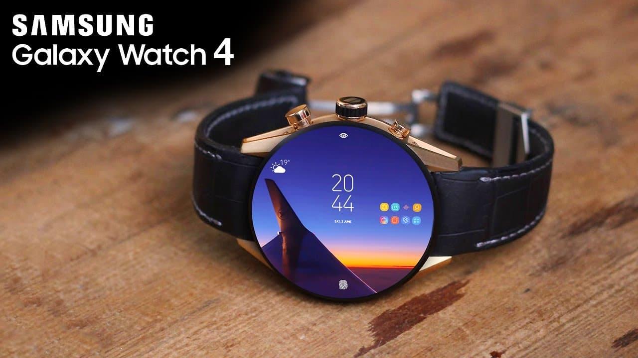 Samsung Galaxy Watch 4: des nouveautés à venir !