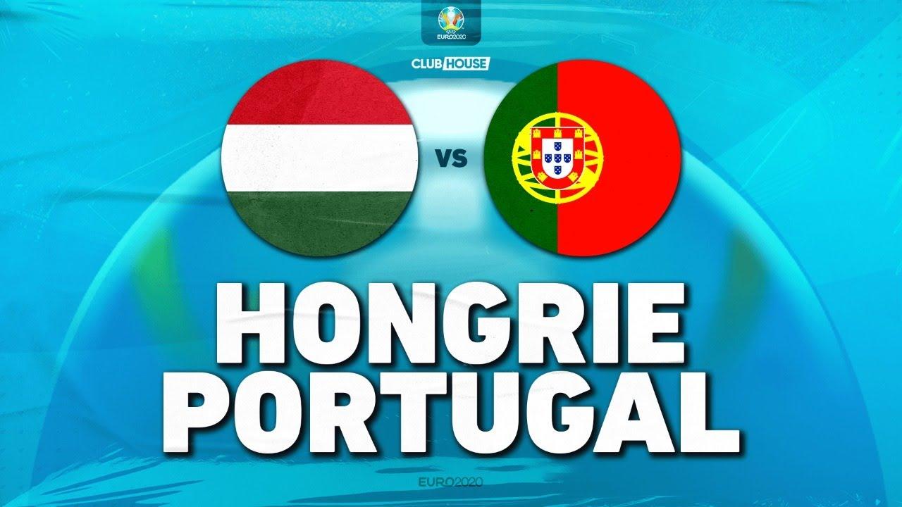 Portugal 3-0 Hongrie : Le Portugal se réveille dans les dix dernières minutes