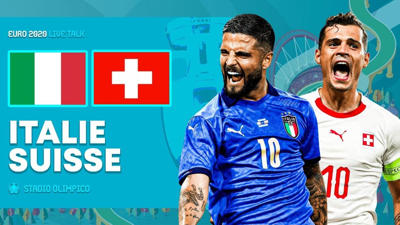 L'Italie se qualifie pour les huitièmes ! Doublé de Locatelli et un but d'Immobile