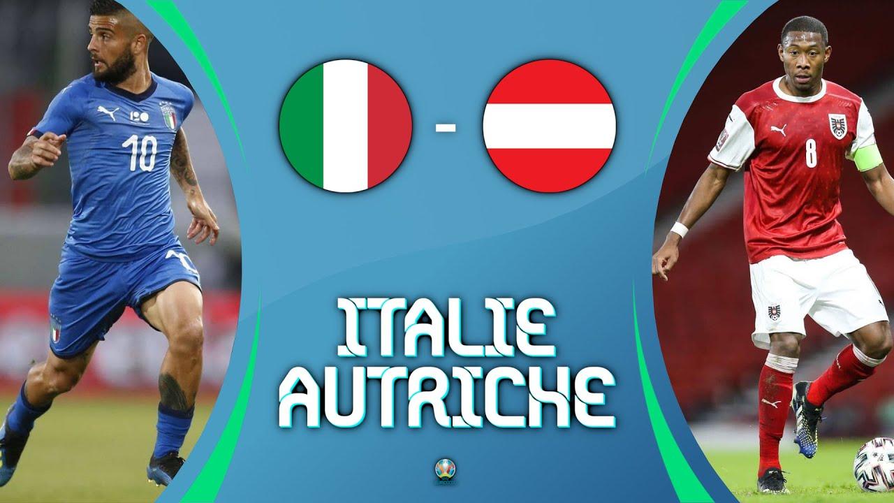 Italie 2-1 Autriche (a.p) : Des Italiens sans vista