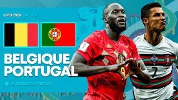 Belgique 1-0 Portugal : La Belgique rencontrera l'Italie en quarts!