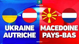 L'Autriche arrache sa place en huitièmes ! Autriche 1-0 Ukraine