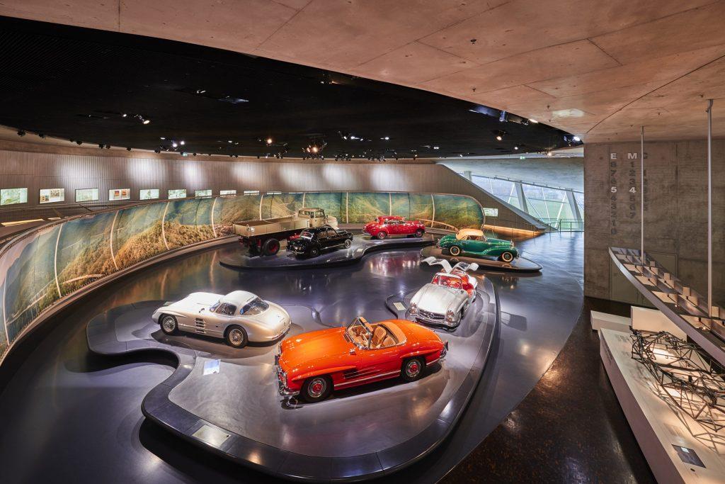 Réouverture du musée Mercedes-Benz !