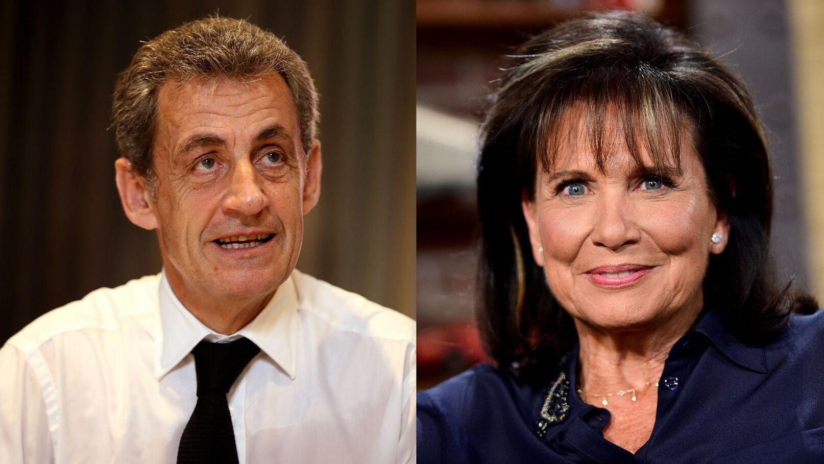 Anne Sinclair évoque Nicolas Sarkozy...