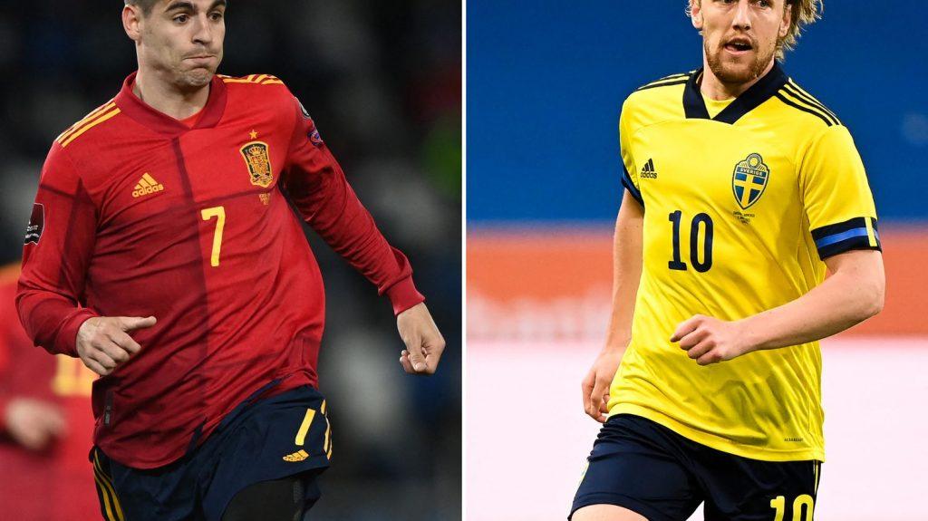 Espagne Suède : Tops