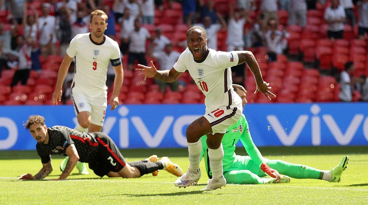 L'Angleterre s'impose contre la Croatie 1-0 dans un match très serré