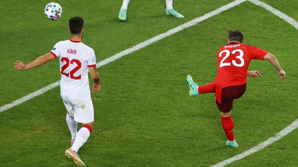 La Turquie sort par la petite porte.