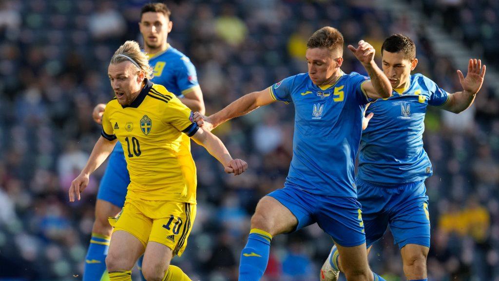 Sweden 2-1 Ukraine