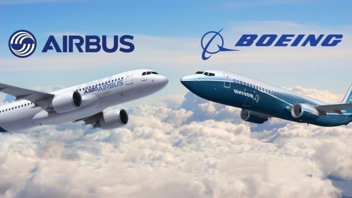 Airbus-Boeing : L'UE et l'USA se mettent d'accord après leur vieux conflit