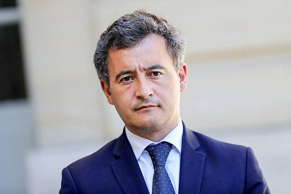 Gérald Darmanin déçu des organisateurs de propagande électorale