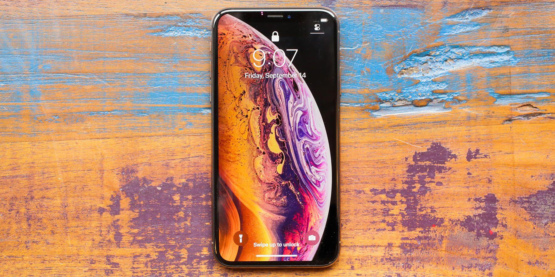 iPhone XS : le haut de gamme d'Apple en énorme réduction !