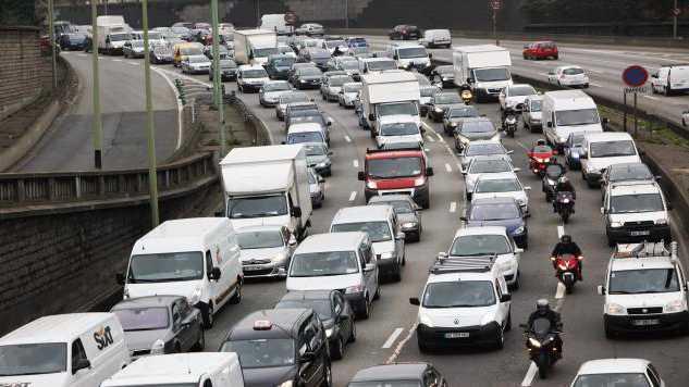 Circulation : Gros bouchons sur les routes de France dès ce vendredi !