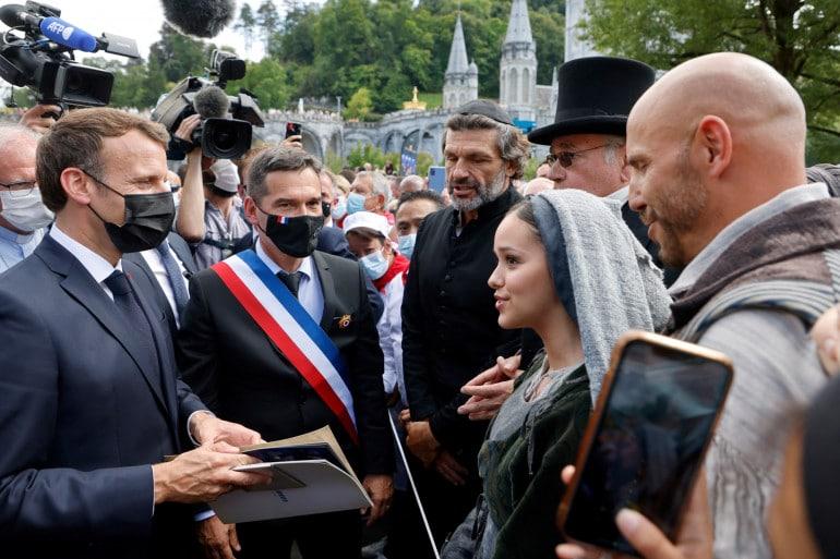 Un nouvel incident pour Emmanuel Macron
