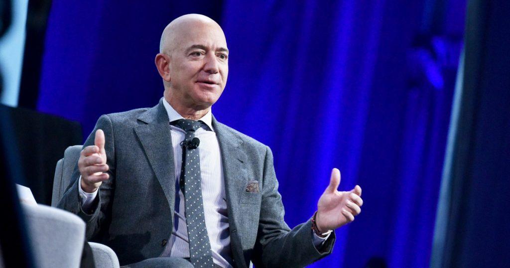 Jeff Bezos : Sa fortune bat un nouveau record et c'est incroyable !
