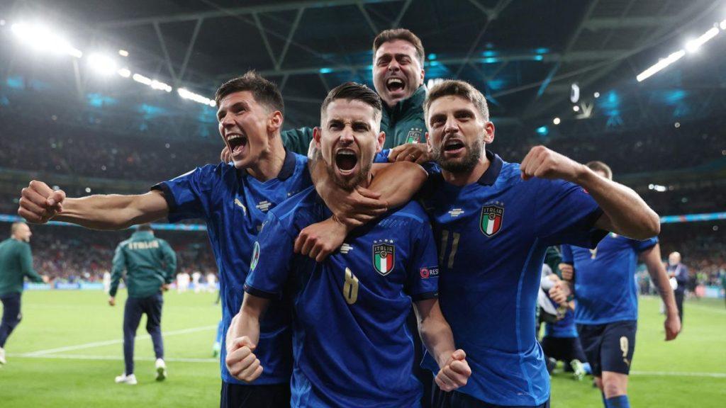Italie 1-1 Espagne